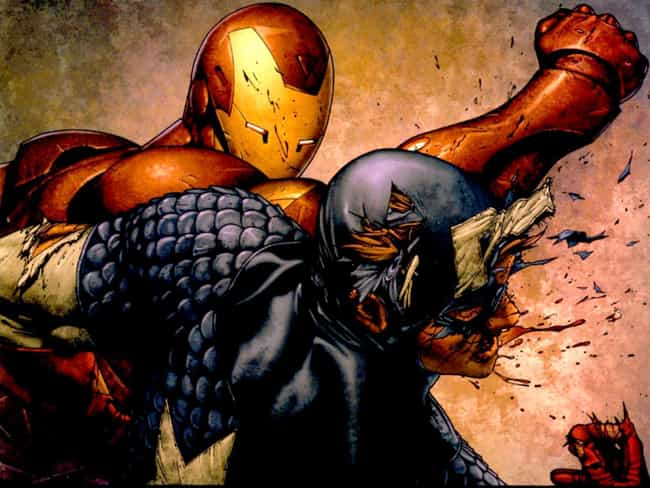 He Has Questionable Morals is listed (or ranked) 4 on the list 14 Reasons Why Iron Man Is The Most Overrated Avenger