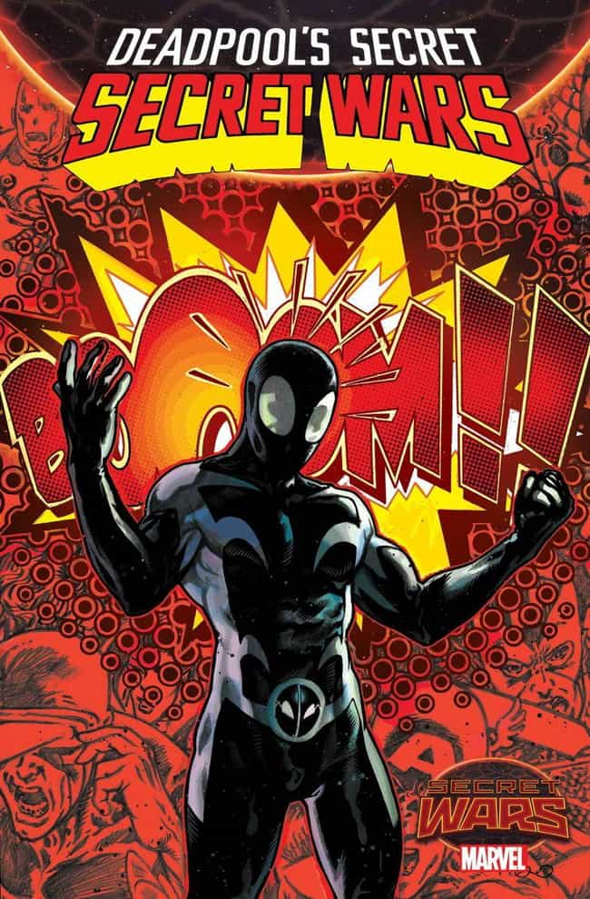 He Was Revealed As The Origina... is listed (or ranked) 1 on the list Deadpool's Life Has Gotten Even Crazier In The Last Five Years