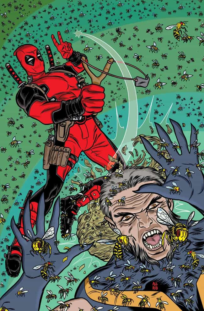 It Was Revealed That He Killed... is listed (or ranked) 2 on the list Deadpool's Life Has Gotten Even Crazier In The Last Five Years