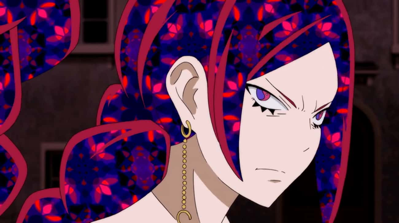 Shaula Gorgon is listed (or ranked) 3 on the list 16 Anime Characters That Can Literally Kill With Their Hair