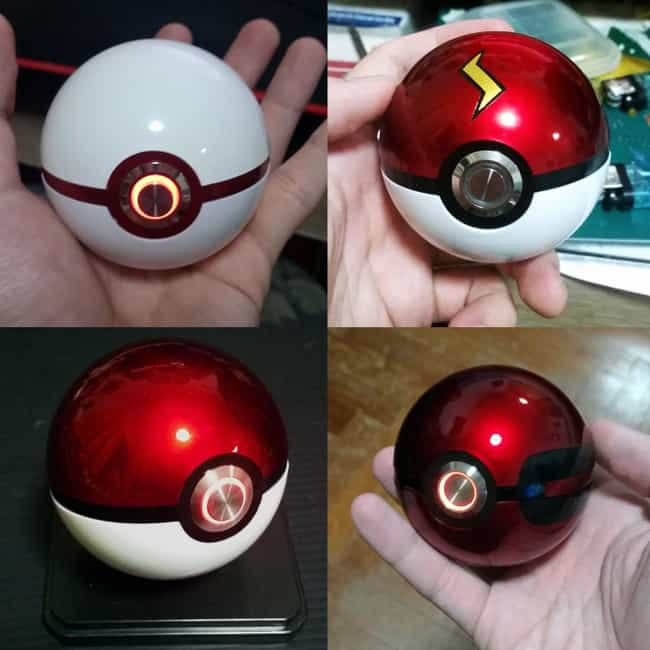 Realistic Pokeball Prop ... is listed (or ranked) 1 on the list 28 Inexpensive Gifts Every Pokemon Master Will Love