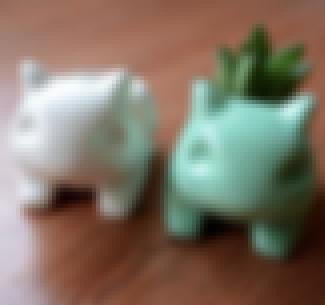 Bulbasaur Planter is listed (or ranked) 4 on the list 26 Inexpensive Gifts Every Pokemon Master Will Love