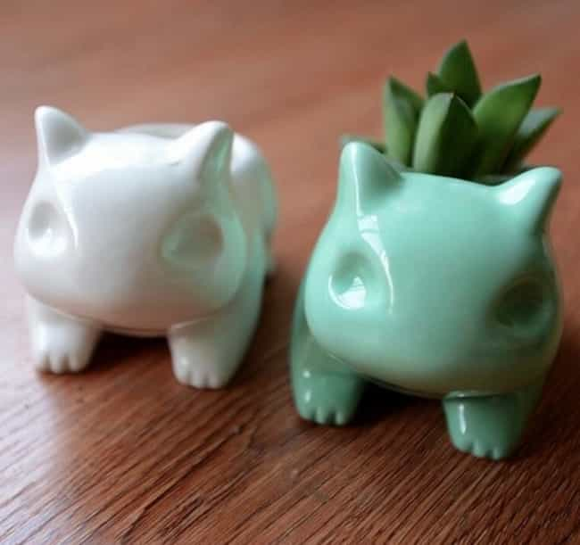 Bulbasaur Planter is listed (or ranked) 4 on the list 28 Inexpensive Gifts Every Pokemon Master Will Love