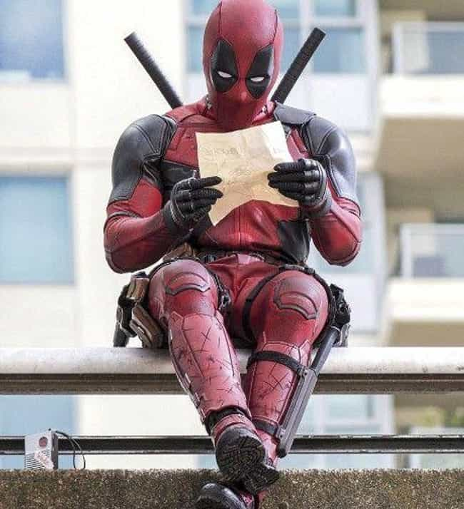 Deadpool Is For Dum-Dums Who T... is listed (or ranked) 3 on the list 15 Reasons Deadpool Actually Kinda Sucks
