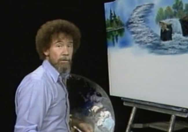 He Hated His Perm is listed (or ranked) 1 on the list 12 Weird Things You Didn't Know About Bob Ross