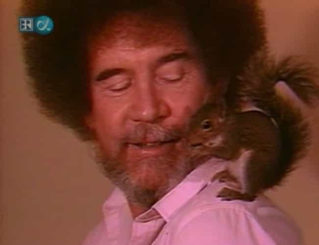 12 Weird Things You Didn't Know About Bob Ross