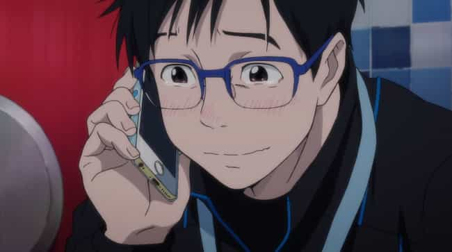 The Protagonist Is a Rel... is listed (or ranked) 1 on the list 9 Reasons Why Yuri!!! on Ice Is This Season's Must-Watch Anime