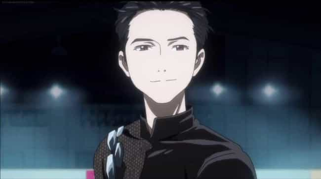 Yuri's Character Growth ... is listed (or ranked) 4 on the list 9 Reasons Why Yuri!!! on Ice Is This Season's Must-Watch Anime