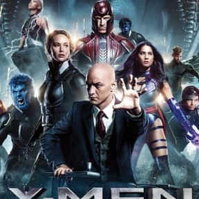 X-Men: Apocalypse is listed (or ranked) 5 on the list The Best Action Movies of 2016