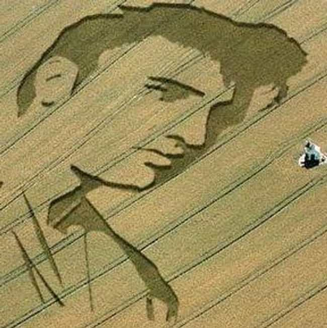 People Have Openly Admit... is listed (or ranked) 1 on the list 11 Out-of-This-World Facts About Crop Circles