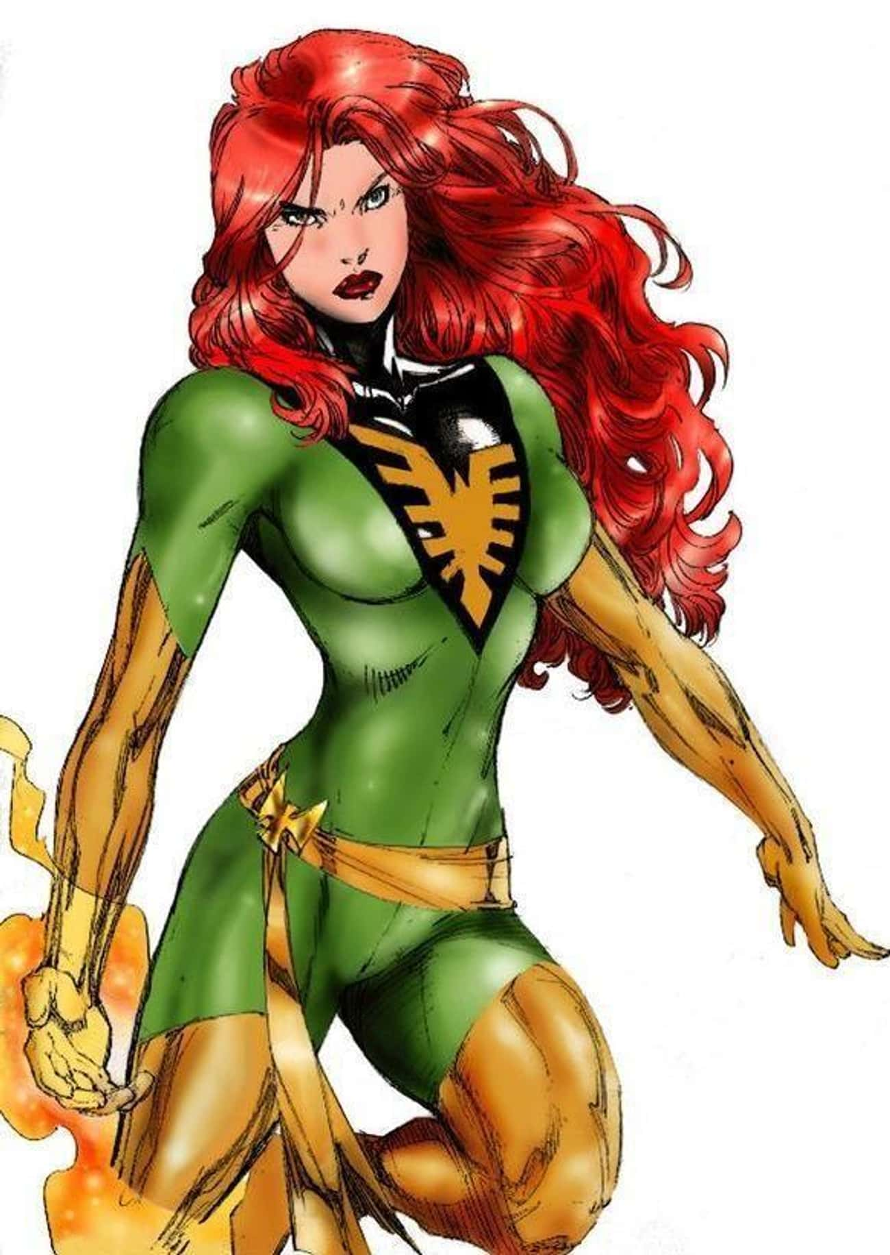 It Was A Retcon is listed (or ranked) 2 on the list 16 Reasons The Phoenix Force Is The Craziest Thing In The Marvel Universe