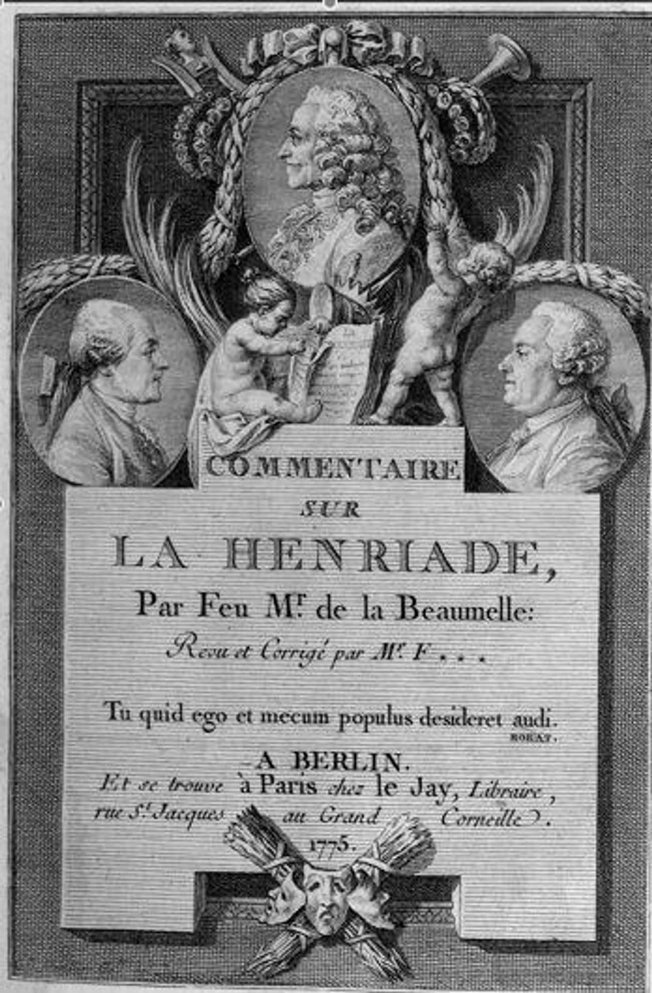 He Wrote A Book So Controversi is listed (or ranked) 3 on the list 12 Fun Facts About Voltaire, The Jon Stewart of 18th Century France