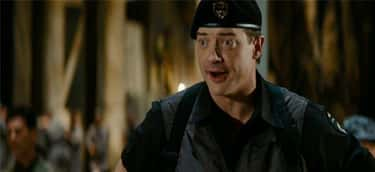 Fraser Has Dealt With Some Per is listed (or ranked) 2 on the list Whatever Happened To Brendan Fraser?
