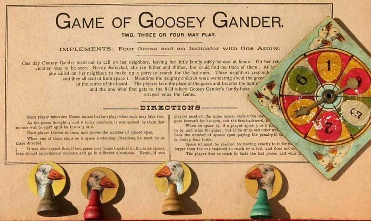 'Goosey Goosey Gander' References Sex Work