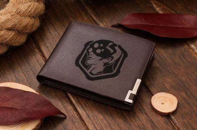 Overwatch Heroes Wallet is listed (or ranked) 6 on the list Perfect and Inexpensive Gifts for Overwatch Fans