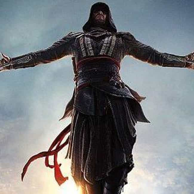 I'm Beginning to Like Th... is listed (or ranked) 8 on the list Assassin's Creed Movie Quotes