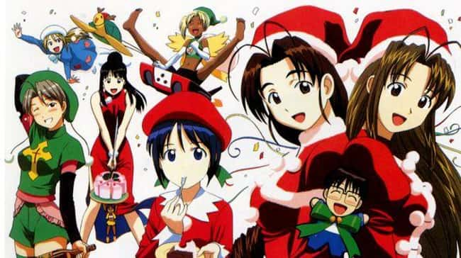Christmas Anime.10 Christmas Anime That Is Worth Re Watching Akibento Blog
