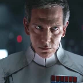 Director Orson Krennic is listed (or ranked) 17 on the list The Most Hated Star Wars Villains