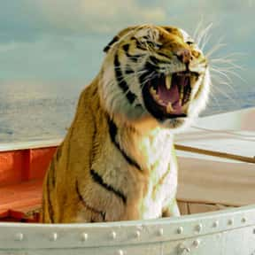 Richard Parker is listed (or ranked) 7 on the list The Greatest Tiger Characters of All Time
