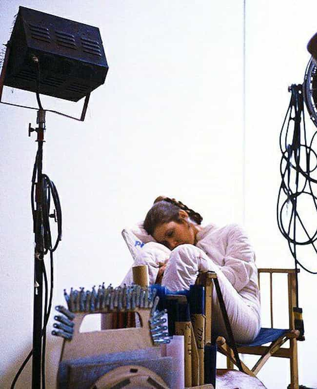 Carrie Fisher Only Takes Naps ... is listed (or ranked) 1 on the list Proof That Carrie Fisher Was the Best Part of the Set of Star Wars