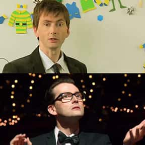 Donald & Roderick Peterson is listed (or ranked) 21 on the list The Best David Tennant Characters of All Time