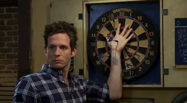 He Can't Remember Feelings is listed (or ranked) 4 on the list All The Evidence That Dennis Reynolds Is A Serial Killer