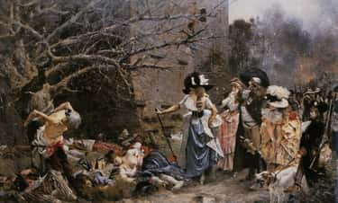 French Troops Slew Thousands O is listed (or ranked) 2 on the list The 14 Darkest Moments Of The French Revolution