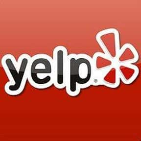 Yelp is listed (or ranked) 2 on the list The Best Restaurant Apps