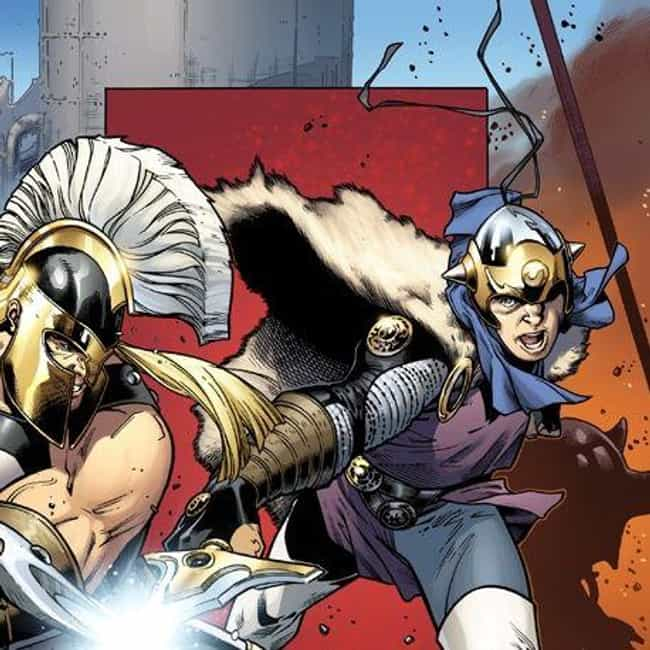 Balder The Brave is listed (or ranked) 3 on the list 15 Superheroes Who Need a Resurrection, Already!