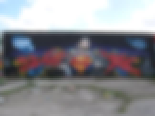 Superman In Denmark is listed (or ranked) 4 on the list 22 Epic Pieces Of Comic Book Inspired Street Art From Around The World