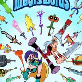 Mighty Magiswords is listed (or ranked) 18 on the list The Most Annoying Kids Shows Currently On TV