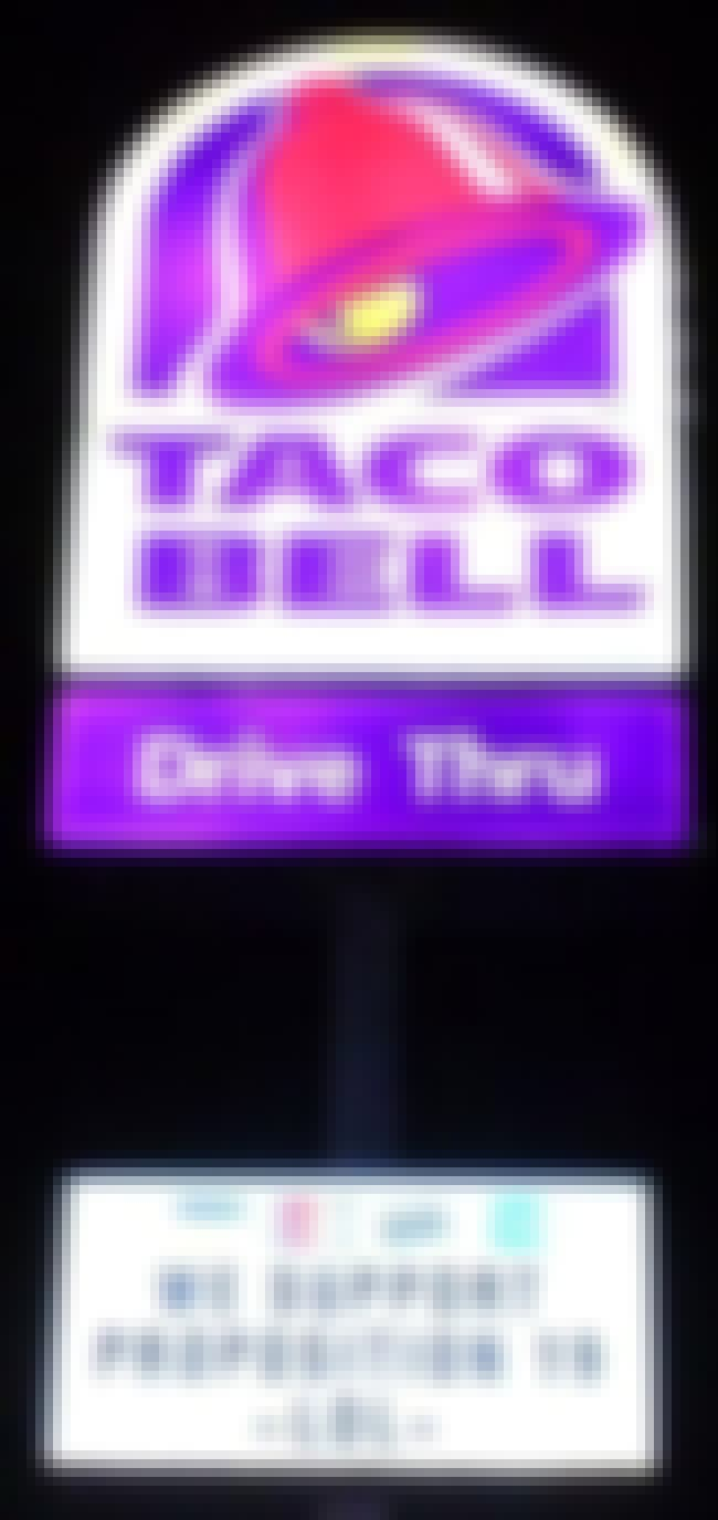 Taco Bell Franchises Even Get ... is listed (or ranked) 2 on the list 23 Times Fast Food Chains Fully Embraced Their Stoner Customers