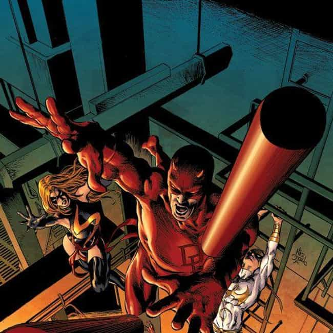 He Joined The New Avengers is listed (or ranked) 1 on the list Why Daredevil Has Been Through Hell Over the Past Five Years