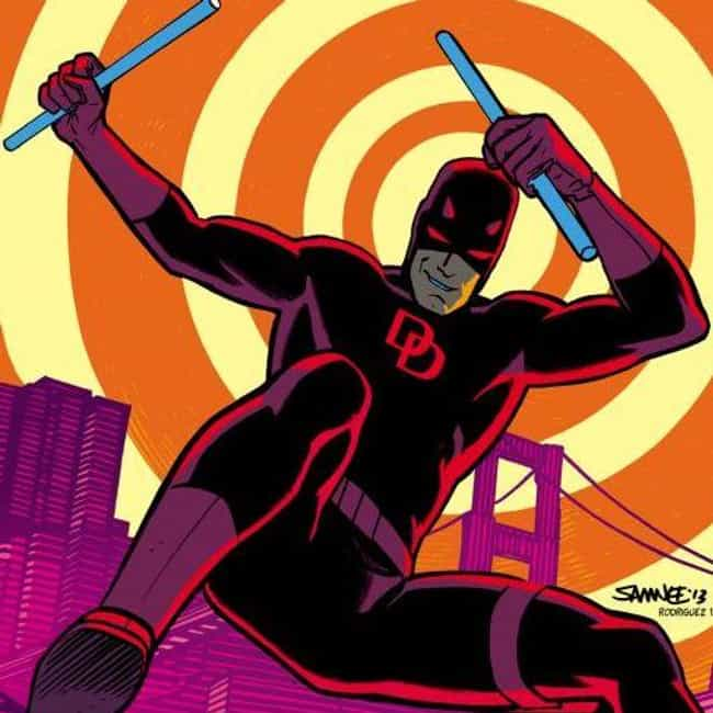 He Packed Up And Moved to San ... is listed (or ranked) 4 on the list Why Daredevil Has Been Through Hell Over the Past Five Years