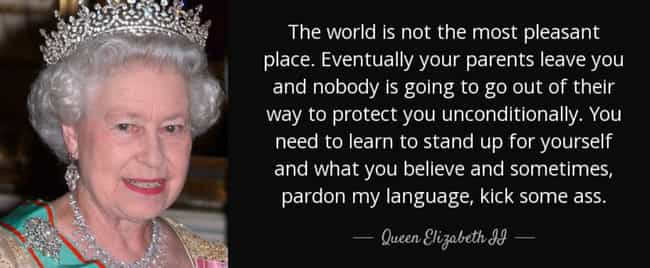 13 Inspirational Queen Elizabeth Ii Quotes That Will Lift You Up