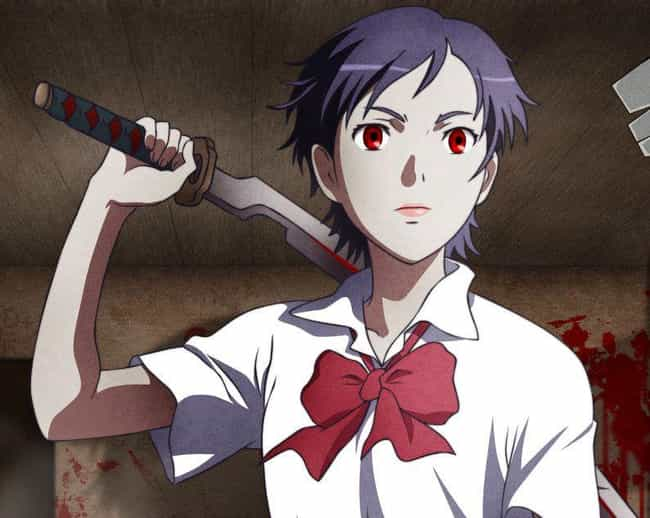 Saya Otonashi - Blood+ ... is listed (or ranked) 4 on the list The 17 Most Vicious Vampires in Anime