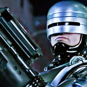Robocop is listed (or ranked) 8 on the list The Best Future Noir & Tech Noir Movies, Ranked