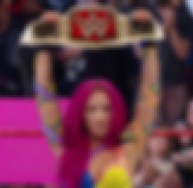 Multi-Time Firsts In WWE's... is listed (or ranked) 3 on the list 5 Things You Should Know About Sasha Banks