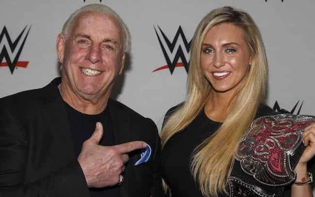 The Nature Boy Never Trained H... is listed (or ranked) 2 on the list 5 Things You Should Know About Charlotte Flair