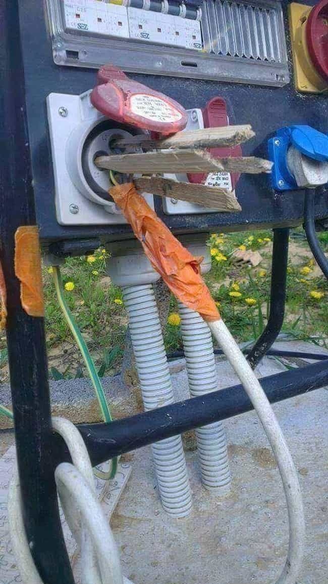 43 MORE Things That Seem Horribly Unsafe