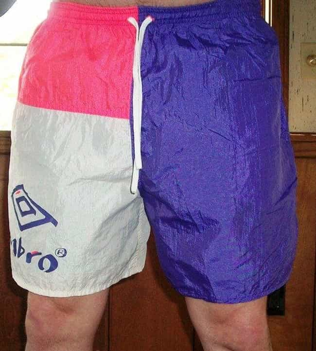 Umbro Shorts is listed (or ranked) 4 on the list 12 Pieces of Clothing You Definitely Wore If You Were a Sports Fan in the '90s