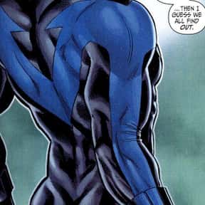 Nightwing is listed (or ranked) 6 on the list Comic Book Characters We Want to See on Film