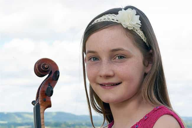 Alma Deutscher - The Next Moza... is listed (or ranked) 3 on the list 7 Child Musicians Who Have Already Accomplished More Than Most Adults