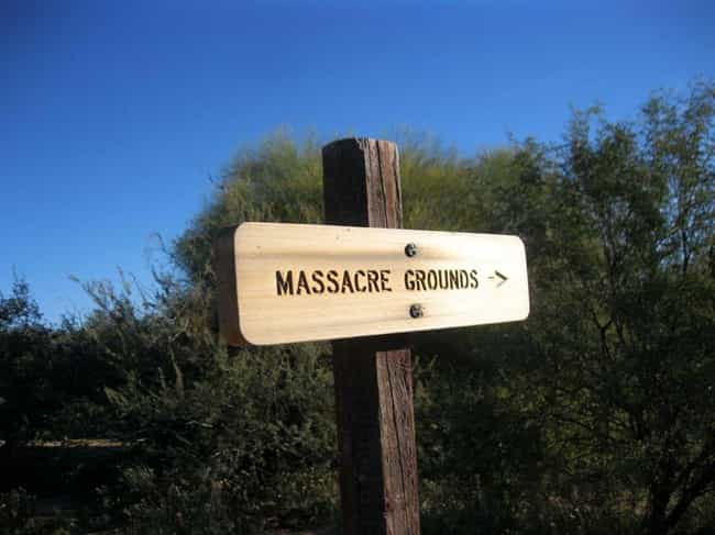 The Peralta Massacre is listed (or ranked) 1 on the list 12 People Who Vanished Looking For The Lost Dutchman Treasure