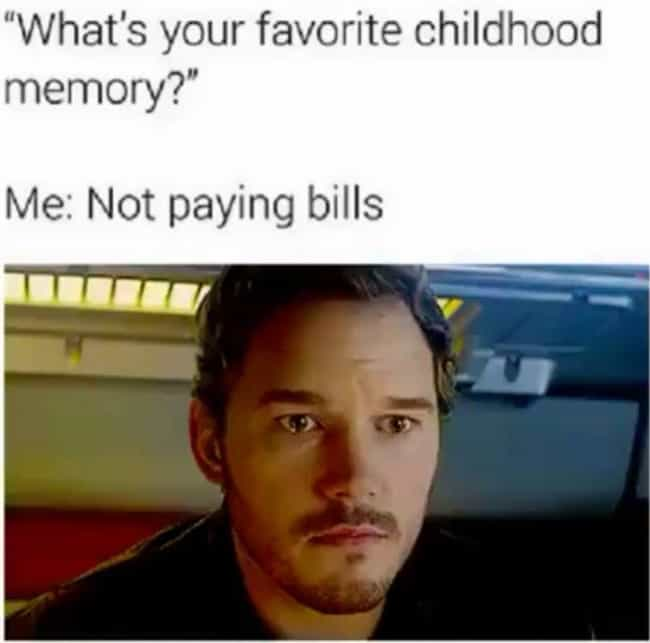 Footing The Bill is listed (or ranked) 1 on the list Just 26 Reminders That Growing Up Sucks