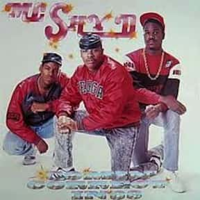 Mc Shy D is listed (or ranked) 3 on the list The Best Miami Bass Groups/Artists