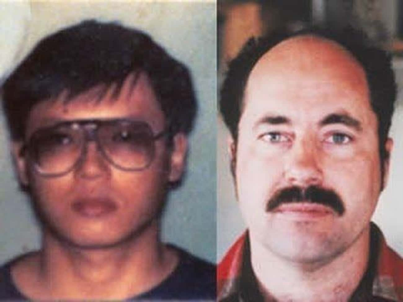 Leonard Lake and Charles Ng is listed (or ranked) 4 on the list 16 Killers Who Deliberately Prolonged Their Victims' Suffering