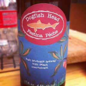 Dogfish Head Festina Peche is listed (or ranked) 19 on the list The Best Dogfish Head Beers