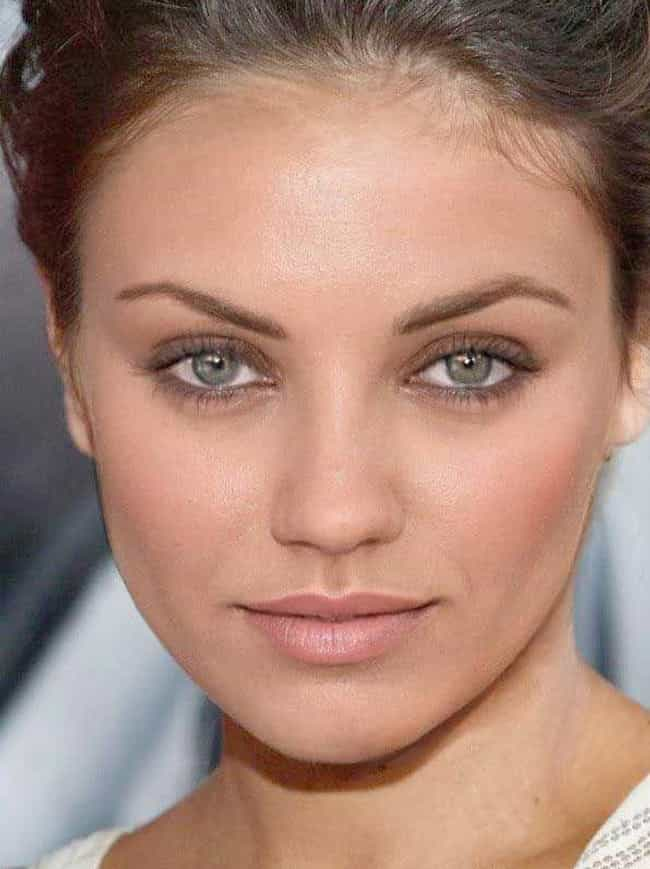 Cameron Diaz Meets Mila Kunis is listed (or ranked) 4 on the list 28 Celebrity Face Mashups That Will Blow Your Mind