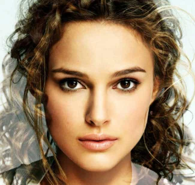 Keira Knightley Meets Natalie ... is listed (or ranked) 3 on the list 28 Celebrity Face Mashups That Will Blow Your Mind